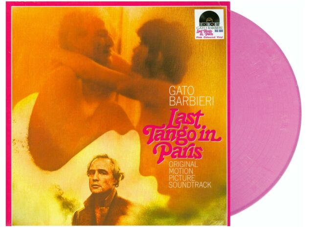 Gato Barbieri - Last Tango In Paris (Pink)
