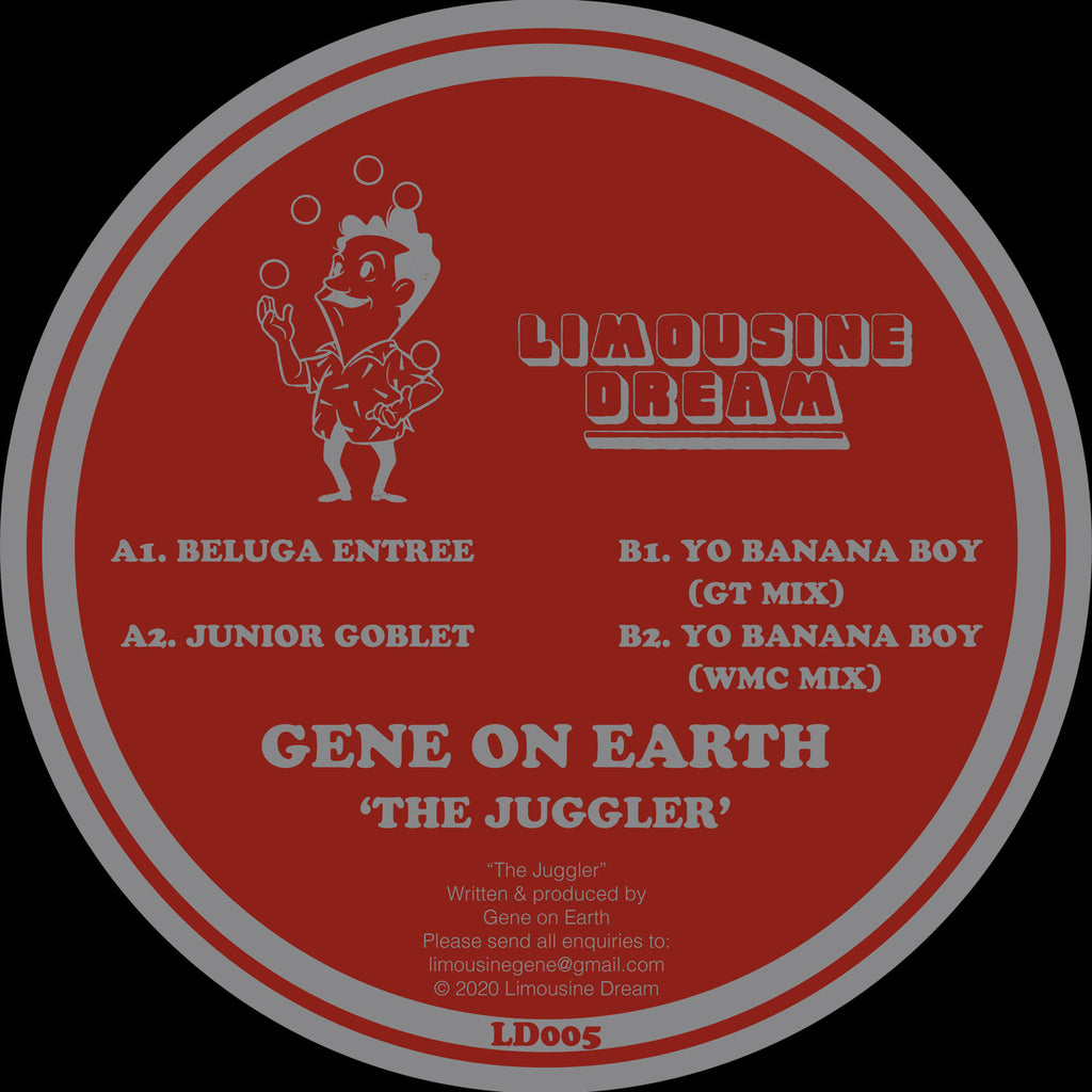 Gene On Earth  - The Juggler