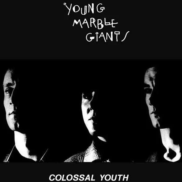 Young Marble Giants - Colossal Youth (Clear Transparent Vinyl)