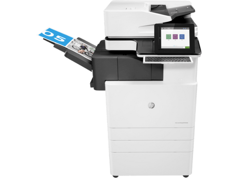 HP Color LaserJet Managed Flow MFP E87650z