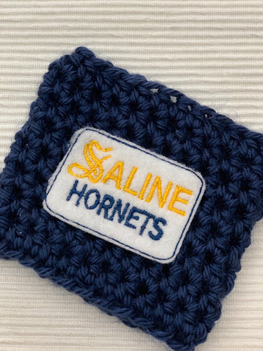 Saline Hornet Reusable Eco Friendly Hot and Cold Beverage Cup Cozy
