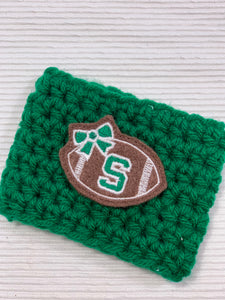 Michigan State Football Reusable Eco-Friendly Hot and Cold Beverage Cup Cozy