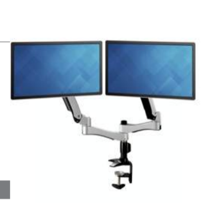 upCentric dual monitor arm