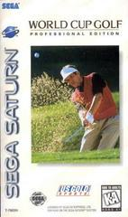 World Cup Golf Professional Edition - Sega Saturn