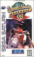 World Series Baseball 98 - Sega Saturn