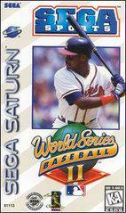 World Series Baseball II - Sega Saturn