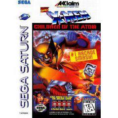 X-Men Children of the Atom - Sega Saturn