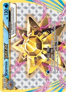 Starmie Break - 32/108 - Ultra Rare - XY Evolutions