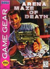 Arena Maze of Death - Sega Game Gear