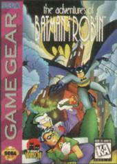Adventures of Batman and Robin - Sega Game Gear