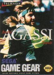 Andre Agassi Tennis - Sega Game Gear