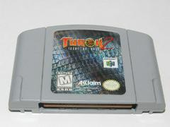 Turok 2 Seeds of Evil [Gray Cart] - Nintendo 64