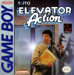 Elevator Action - GameBoy