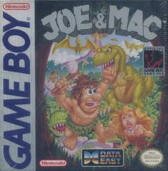 Joe and Mac - GameBoy