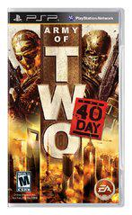 Army of Two: The 40th Day - PSP