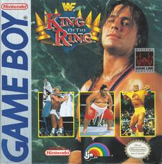 WWF King of the Ring - GameBoy