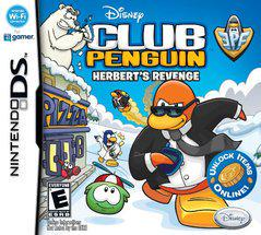 Club Penguin Elite Penguin Force: Herbert's Revenge - Nintendo DS