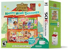 Animal Crossing Happy Home Designer [NFC Reader Bundle] - Nintendo 3DS