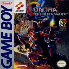 Contra the Alien Wars - GameBoy