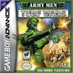 Army Men Turf War - GameBoy Advance