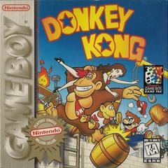 Donkey Kong [Player's Choice] - GameBoy