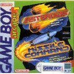 Arcade Classic: Asteroids and Missile Command - GameBoy