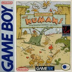 The Humans - GameBoy