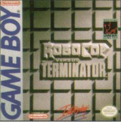 Robocop vs The Terminator - GameBoy