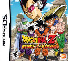 Dragon Ball Z: Attack of the Saiyans - Nintendo DS