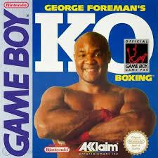 George Foreman's KO Boxing - GameBoy
