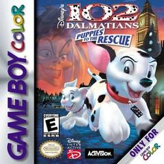 102 Dalmatians Puppies to the Rescue - GameBoy Color