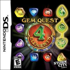 Gem Quest 4 Elements - Nintendo DS