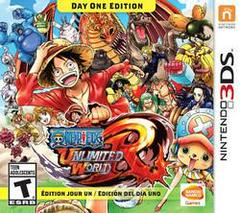 One Piece: Unlimited World Red - Nintendo 3DS