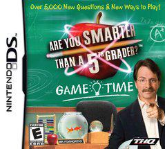 Are You Smarter Than A 5th Grader? Game Time - Nintendo DS