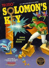 Solomon's Key [5 Screw] - NES