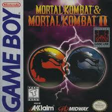 Mortal Kombat and Mortal Kombat II - GameBoy