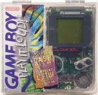 Gameboy System [Clear Play It Loud] - GameBoy