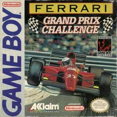 Ferrari Grand Prix Challenge - GameBoy