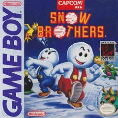 Snow Brothers - GameBoy