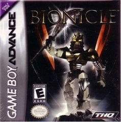 Bionicle The Game - GameBoy Advance