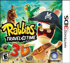 Raving Rabbids: Travel in Time 3D - Nintendo 3DS