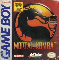 Mortal Kombat - GameBoy