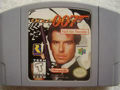 007 GoldenEye [Not for Resale] - Nintendo 64