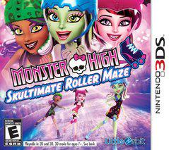 Monster High: SKRM - Nintendo 3DS