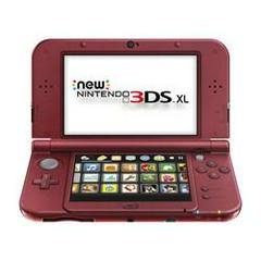 New Nintendo 3DS XL Red - Nintendo 3DS