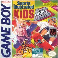 Sports Illustrated for Kids the Ultimate Triple Dare - GameBoy