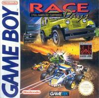 Race Days - GameBoy