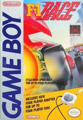 F1 Race [Four Player Adapter Bundle] - GameBoy