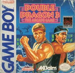 Double Dragon III The Arcade Game - GameBoy