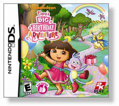 Dora's Big Birthday Adventure - Nintendo DS